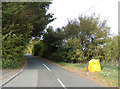 TL8823 : Salmons Lane, Broad Green by Adrian Cable