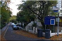 TQ2586 : Church Walk, NW2 by Christopher Hilton