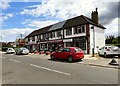 TQ0074 : Shops at Wraysbury by Gerald England