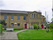 TQ2976 : St Paul's, Clapham by Robin Webster