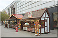 SX9163 : Stalls on Union Street, Torquay by Derek Harper