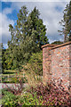 NY2522 : Walled garden, Lingholm by Ian Capper