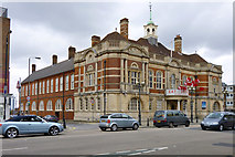 TQ2775 : Former Battersea Town Hall by Robin Webster