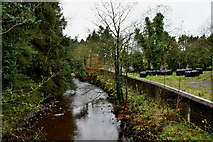 H6357 : Ballygawley River by Kenneth  Allen