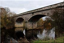 SE4843 : Tadcaster Viaduct by Chris Heaton