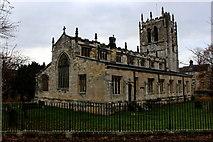 SE4843 : St. Mary's Church, Tadcaster by Chris Heaton