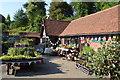 TQ4845 : Shop, Hever Gardens by N Chadwick