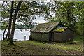 NY3701 : Boathouse by Ian Capper