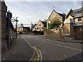 TQ3480 : Waterman Way from Reardon Street, Wapping by Robin Stott