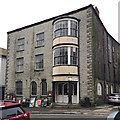 SY3492 : Former Three Cups Hotel, between 16 and 19 Broad Street, Lyme Regis by Robin Stott