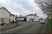 TL3142 : Litlington: pub and post office by John Sutton