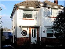 SZ0995 : 1159 Wimborne Rd Bournemouth by Nigel Mykura