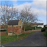 TL3142 : Litlington: the Litlington Cage (or St Peter's Hole) by John Sutton