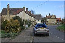 TL3142 : Litlington: Silver Street by John Sutton