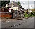 ST1494 : Former Nancy's Cafe, Nelson Road, Ystrad Mynach by Jaggery