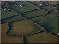 N9549 : Pelletstown Riding Centre from the air by Thomas Nugent