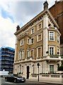 TQ2780 : 128 Park Lane (once Hospital for Facial Injuries) by Gerald England