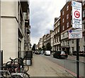 TQ2880 : Upper Brook Street by Gerald England