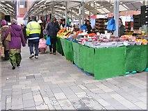 SO9198 : Market Stalls by Gordon Griffiths