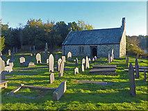 SH5571 : St Tysilio's Church, Menai Bridge, Anglesey by Robin Drayton