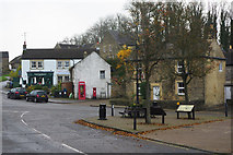 SK2276 : The Square, Eyam by Stephen McKay