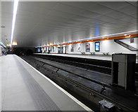NS5565 : Govan subway station by Thomas Nugent