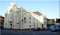 NS2776 : Former St Andrews Parish Church by Thomas Nugent