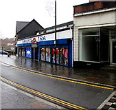 ST1599 : Saver's Xtra in Bargoed by Jaggery