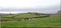 J2432 : Drumlin top homestead in the Townland of Ballykeel by Eric Jones