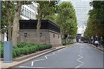 TQ3780 : West India Avenue by N Chadwick