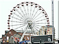 J3373 : Ferris wheel, Belfast (December 2018) by Albert Bridge