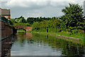SK5419 : Grand Union Canal near Loughborough in Leicestershire by Roger  Kidd