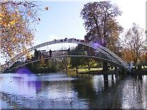 TL0549 : River Bridge by Gordon Griffiths
