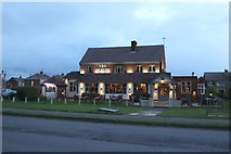 NZ3372 : The Beacon, Earsdon Road, West Monkseaton by Graham Robson
