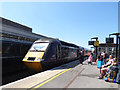 ST2225 : High Speed Train calling at Taunton by Stephen Craven