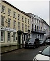SO0428 : Setfords Solicitors in Brecon town centre by Jaggery