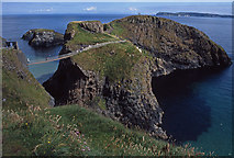 D0644 : Carrick-a-Rede by Ian Taylor