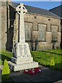 SK4351 : Codnor Park and Ironville War Memorial by Alan Murray-Rust