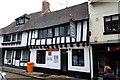 SJ4912 : Three Fishes Inn, Shrewsbury by John Winder