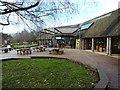 SO6112 : The cafe, Beechenhurst Lodge by Philip Halling