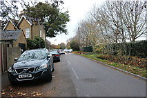 TQ1070 : Park Road, Sunbury by David Howard