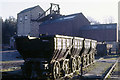 NZ2154 : Coal wagons, Beamish Museum by Ian Taylor