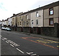 SS6696 : Neath Road houses, Plasmarl, Swansea by Jaggery