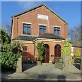 SK4352 : Former Methodist Chapel, Riddings by Alan Murray-Rust