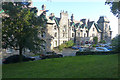 SD4178 : The Cumbria Grand Hotel, Grange-Over-Sands by Robin Drayton