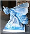 SJ8495 : North Chadderton School Bee by Gerald England