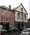 SO0428 : Brecon Guildhall (Town Hall) by Jaggery