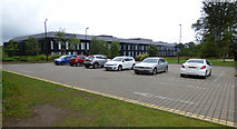 NS3421 : University of the West of Scotland Ayr Campus by Thomas Nugent