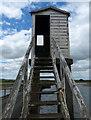 NU0842 : Refuge on the Lindisfarne Causeway by Mat Fascione