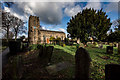 SK0633 : St. Lawrence Church, Bramshall by Brian Deegan